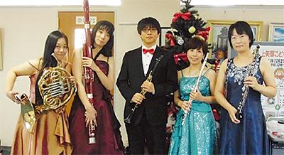 0歳から家族みんなで楽しんで♪クリスマスこどもコンサート@渋沢公民館