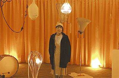 空間芸術作品展「毛利悠子 グレイ スカイズ」@藤沢市アートスペース