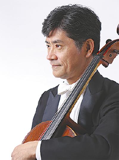 NHK交響楽団チェロ奏者の銅銀さん客演「金沢シンフォニカニューイヤーコンサート」