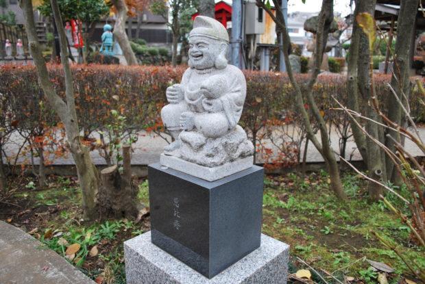 横浜で七福神巡りするなら大蔵寺へ 一言地蔵尊もあるパワースポット