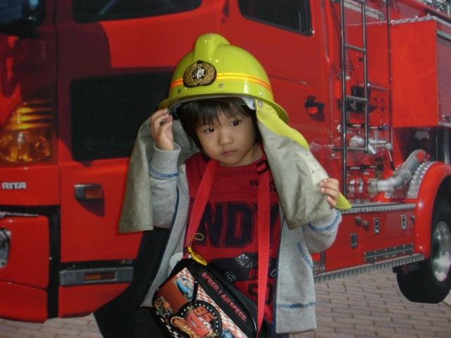 宮前区で「防災訓練&防災フェア」子ども消防服体験も
