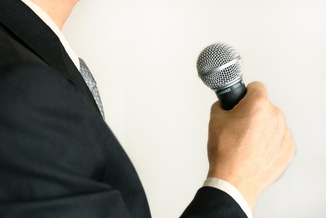 1月14日秦野市長選に向け公開討論会