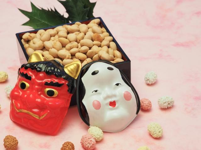 トレッサ横浜で福を呼び込もう!2月3日「トレッサ豆まき」