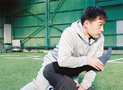 神奈川衛生学園で横浜DeNAトレーナー・高橋宏昌さん直伝講座