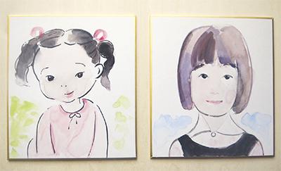 渡辺哲之小作品展『笑う門には福来る』@鵠沼海岸「numART」