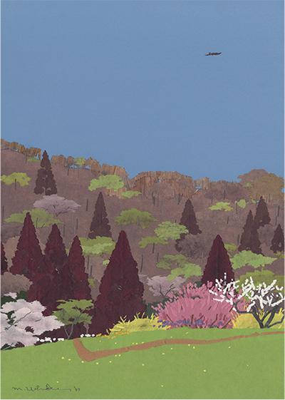95歳のはり絵作家・内田正泰さんの企画展「春よ来い」@寺家スタジオ
