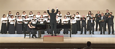 海老名市合唱連盟「合唱のつどい」