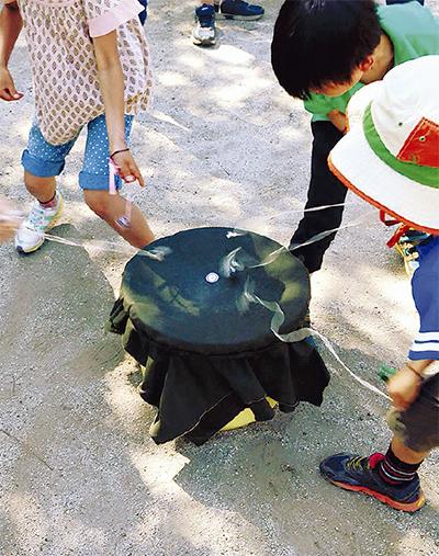 ベーゴマ名人もやってくる!大人も子どももベーゴマで遊ぼう@横須賀美術館
