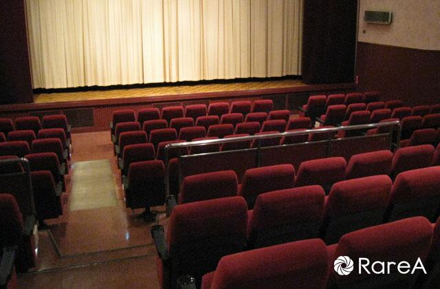 あさひ名画座プロジェクト・映画「トップハット」上映