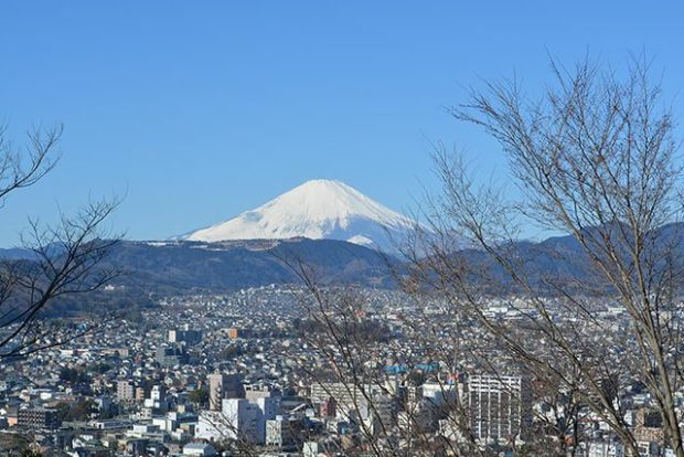 浅間山(せんげんやま)