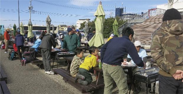 相模湾ヨット体験クルーズと三浦食材を使ったBBQに舌鼓@みうら・みさき海の駅