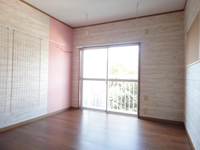 かわいい桜色のお部屋で暮らしてみませんか