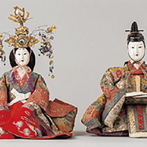 鎌倉国宝館で特別展「ひな人形〜雅な春の訪れ」 調度品類も見どころ。3月14日まで
