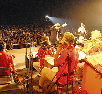 「横浜旭ジャズまつり」アマチュアステージ公開オーディション