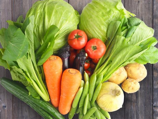 新鮮野菜や果物を手頃な値段で!「市民朝市」@県立保土ヶ谷公園