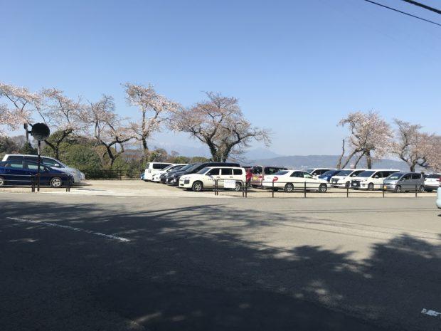 無料もある臨時駐車場はここ!4スポット比較【小田原・桜の季節限定2018】