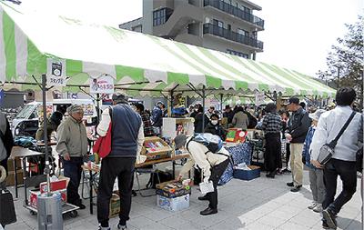 古本屋16店が集結「寒川わくわくブックマーケット」フードやクラフト体験も!