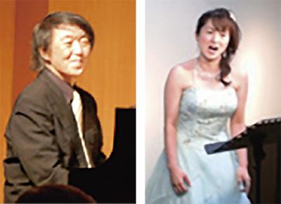 伊藤邦恵ソプラノ・コンサート@関戸公民館
