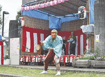 東京多摩市の桜の名所、乞田川で「第28回桜まつり」