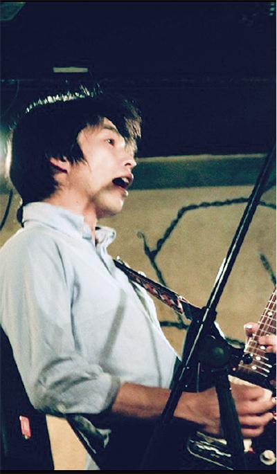 中西文彦さん・柴山元樹さん出演するギターライブ「nutmeg session」