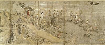 鎌倉・光明寺で国宝写本展示や山門特別公開