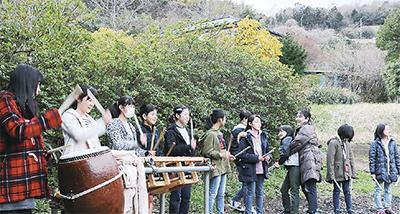 「第21回瓜生野桜まつり」@秦野市・南矢名上部自治会館