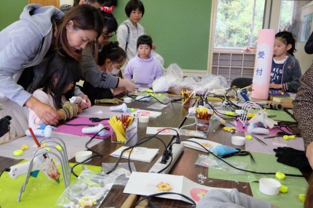 【受講生募集】足柄の自然の中で育む5歳からの子どもアート教室「森のアトリエ・きたきた」