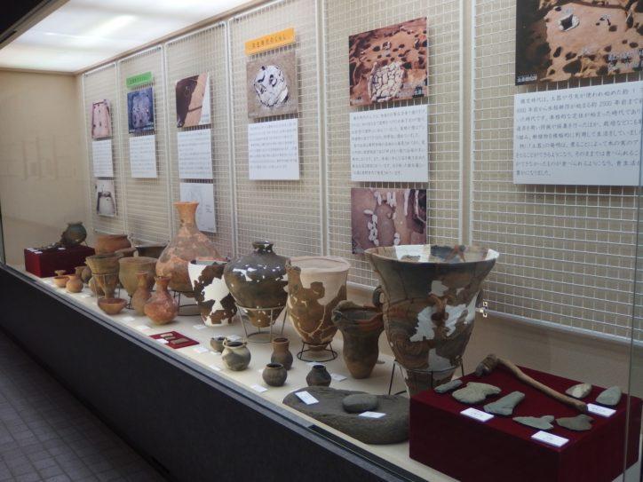 秦野の変遷たどる 桜土手古墳展示館で「ちょっと前から遥か昔のくらし」展