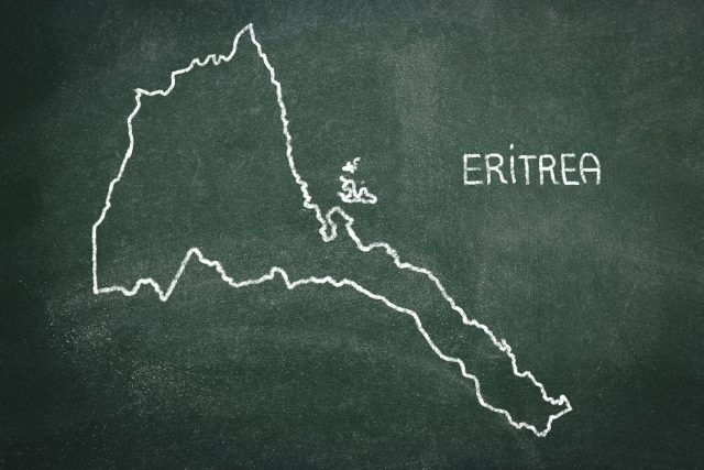 エリトリアを知ってつながるキックオフ!@UMECO
