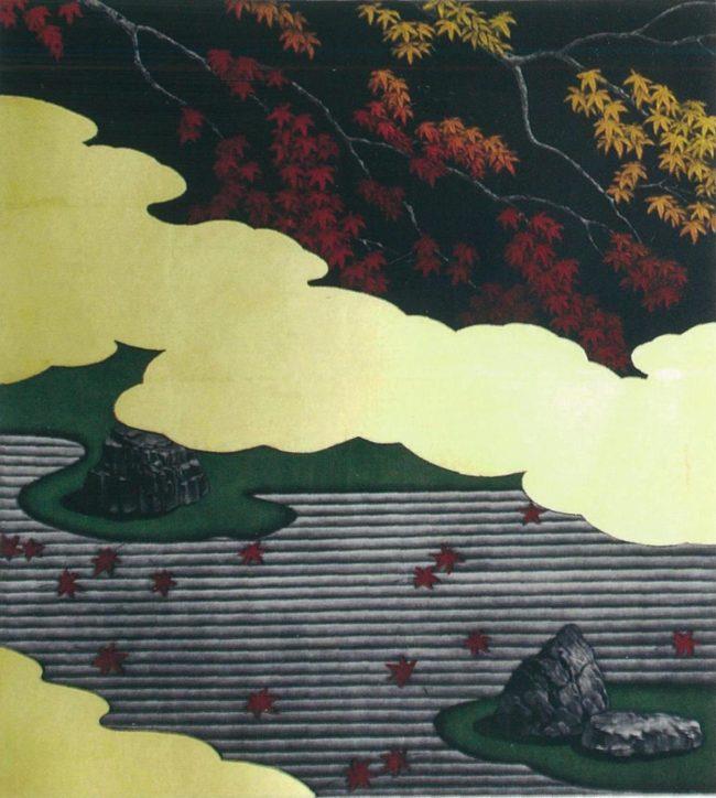 秦野・丹沢美術館で浜西勝則さんの銅版画展