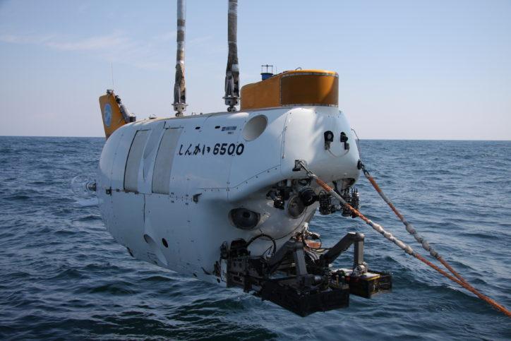4年ぶり一般公開 有人潜水調査船「しんかい6500」&「よこすか」@JAMSTEC横須賀本部