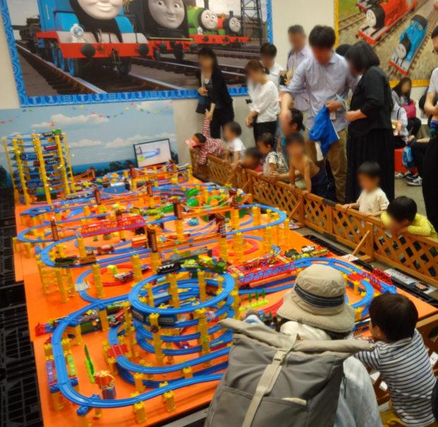 16種類のトーマスたちが走る!運転体験やビッグパーシーも@原鉄道模型博物館(横浜駅)