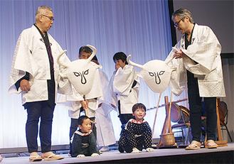 横浜市地域無形民俗文化財「鶴見の田祭り」@鶴見神社