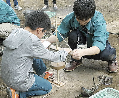火おこしに弓矢!GWは縄文体験しに東京都埋蔵文化財センターへ【申込不要】