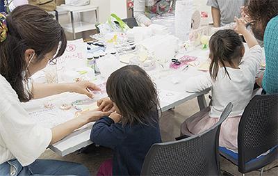 家族みんなで遊びにいこう「第13回子育てフェスタ」@藤沢商工会館