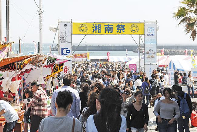 茅ヶ崎サザンビーチで夏気分なイベント満載「湘南祭2018」グルメ屋台50店以上!