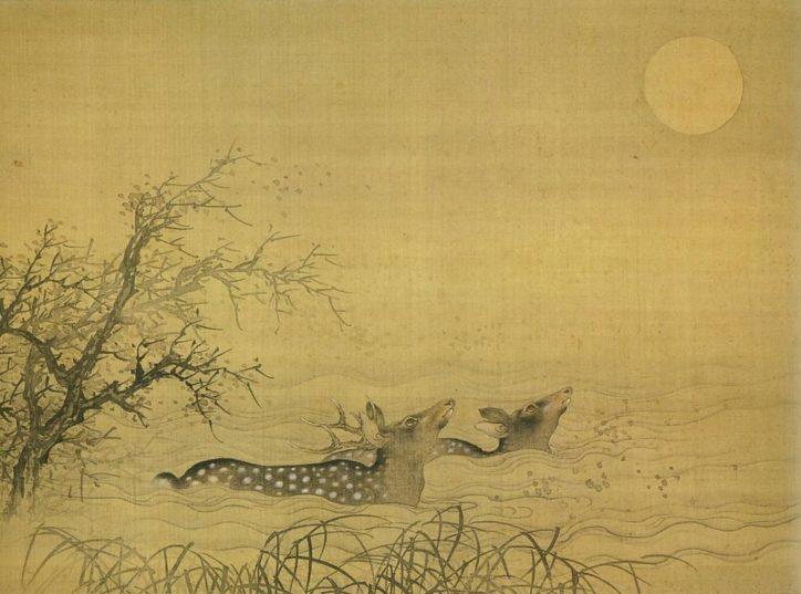 松永記念館・別館で小田原ゆかりの絵師による収蔵日本画展