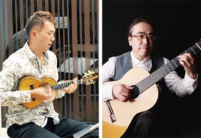 永山公民館サロンライトスペシャルコンサート「ブラジル音楽ショーロライブ」