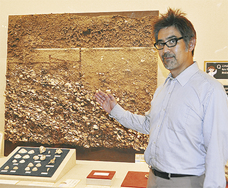 横浜市歴史博物館企画展「君も今日から考古学者!」遺跡発掘体験できる日も
