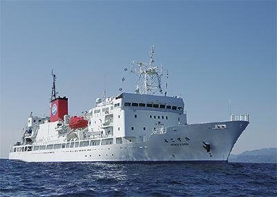 海洋研究開発機構(JAMSTECK)探検ウォーク【事前申込不要・参加自由】