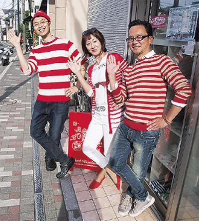 鎌倉・由比ガ浜で「ボーダーフェスティバル」