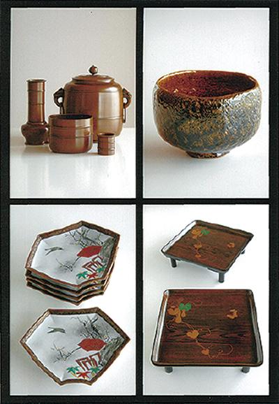 金沢の茶道具・古道具展@フォトギャラリー福田