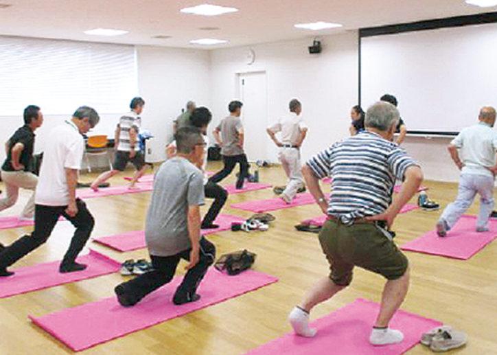 【参加無料】60代男性の健康講座@横浜市南区