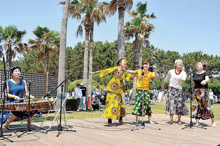 初夏を彩る「辻堂海浜公園まつり」イベント満載!@辻堂海浜公園