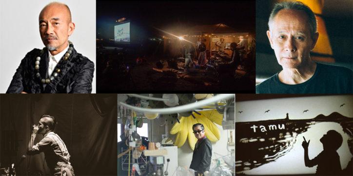 「逗子海岸映画祭」10周年を記念して初日(4月26日)は入場無料!昼はバザール、夜は海辺で映画体験