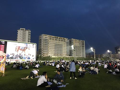 2019年も川崎競馬場で恒例100円ビールフェス!乾き物で一番のおつまみを決めよう!