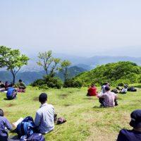鍋割山/丹沢一のグルメな山 ご褒美は絶景パノラマと頂く鍋焼きうどん