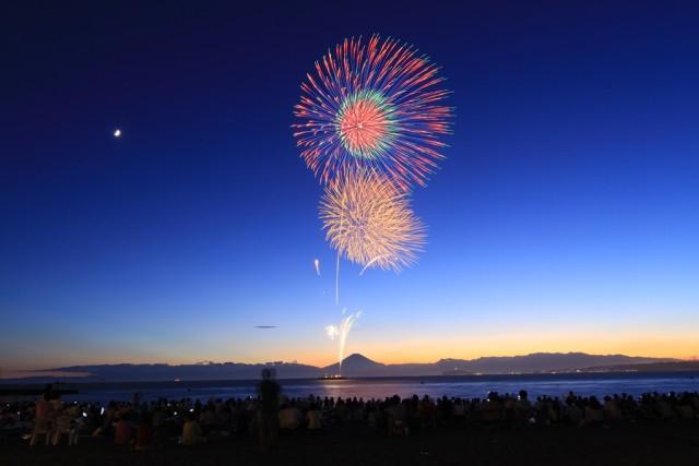 【横須賀・三浦・葉山の花火2018】三浦半島では毎週花火が楽しめます