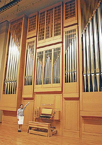 パイプオルガン無料講座 目と耳で楽しむスペイン美術&コンサート@東京純心大学(八王子市)