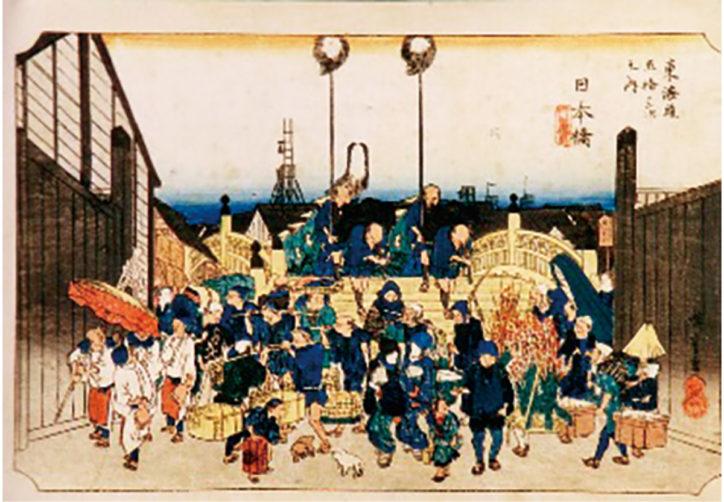 歌川広重没後160年~江戸の名所を描く@はだの浮世絵ギャラリー